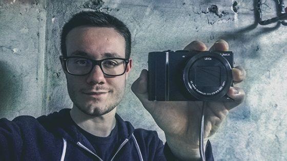 panasonic lumix lx15 compatta recensione fotocamera per cicloturismo