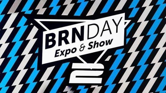 brn day 2018 bologna logo fiera expo bike show