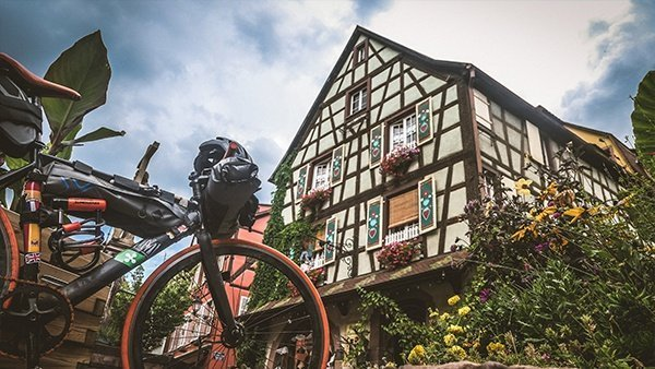 alsazia viaggiare in bicicletta viaggio in bici francia keiserberg