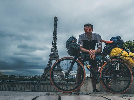 parigi scatto fisso bikepacking viaggio