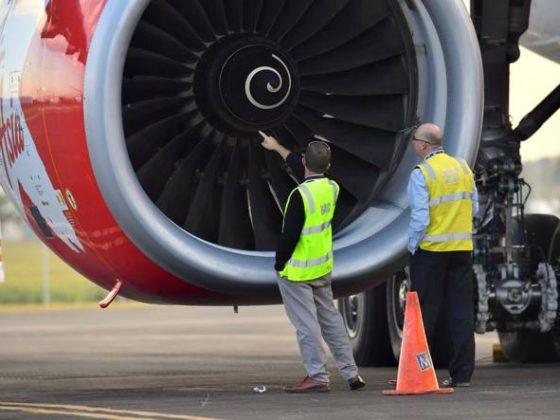 sicurezza aereo controllo