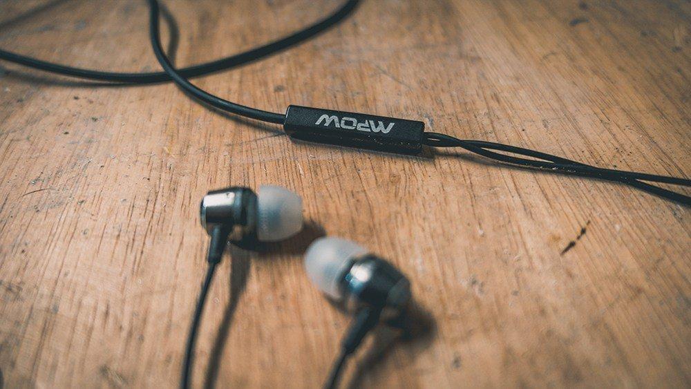 cuffie low cost in ear mpow
