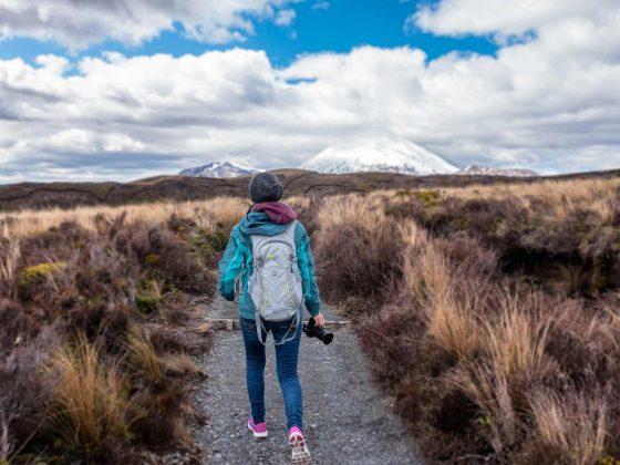 i benefici per il fisico e la mente quando viaggi
