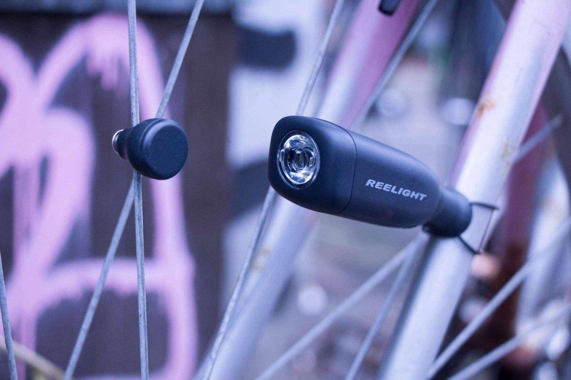 reelight cio luce da bici con magnete